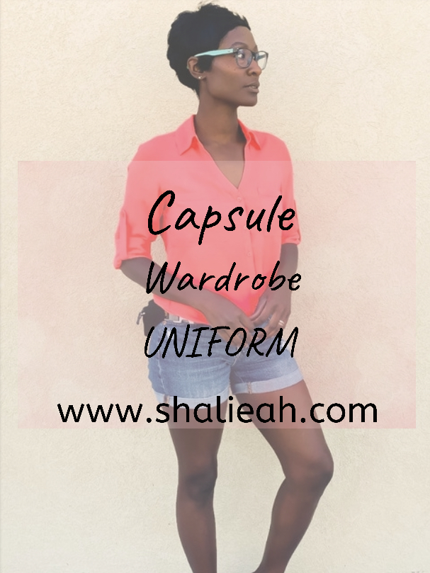 CAPSULE WARDROBE: UNIFORM
